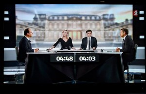 The French debate picture
