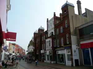 Maidenhead High Street